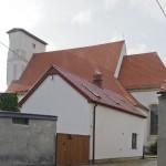 Otyń - Kościół Podwyższenia Krzyża Świętego