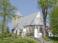 Ochla - Kościół Najświętszej Trójcy