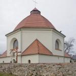 Łagów - Kościół Podwyższenia Krzyża Świętego