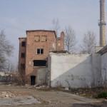 Nowa Sól - Fabryka kleju