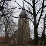 Borów Wielki - Kościół św. Wawrzyńca