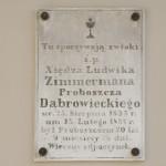Dąbrówka Wielkopolska - Kośció Niepokalanego Poczęcia NMP