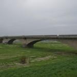 Kłopot - zburzony most