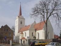 Kościół św. Marii Magdaleny w Nowym Miasteczku