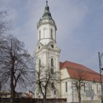 Kościół Opatrzności Bożej w Nowym Miasteczku