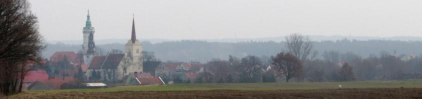 Panorama Nowego Miasteczka