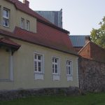 Sulechów - Mury obronne oraz plebania
