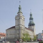 Ratusz w Szprotawie