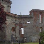 Szprotawa - Ruiny kościoła ewangelickiego