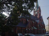 Świebodzin - Kosciół Najświętszej Maryi Panny Królowej Polski
