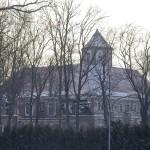 Zamek w Kożuchowie - widok z ul. Nowosolnej