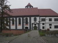Kożuchów – Zamek (Klasztor Karmelitów)