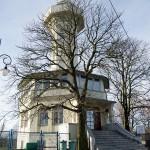 Zielona Góra - Wieża Braniborska