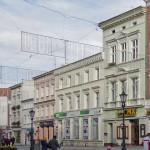 Początek ul. Żeromskiego od strony Starego Rynku