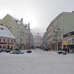 Zielona Góra - ul. St. Żeromskiego
