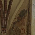 Fresk z I poł. XV w.