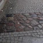 Pamiątka po murach obronnych