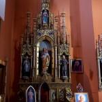 Ołtarz pw św. Józefa