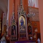 Ołtarz pw. Wniebowzięcia NMP