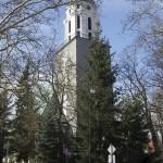 Widok od ul. Ułańskiej