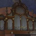 Zielona Góra – Kościół ewangelicko-augsburski - Organy – 1884 r.