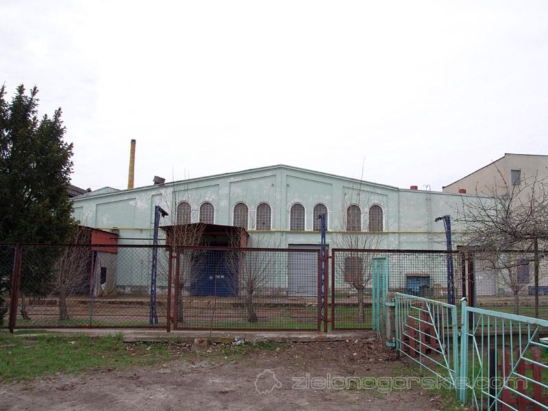 Budynki dzisiejszego Zastalu