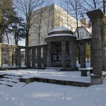 Zielona Góra - Park Tysiąclecia - Grobowiec Georga Beuchelta