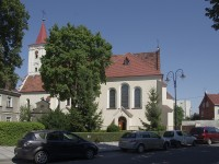 Nowa Sól - Kościół św. Michała Archanioła w Nowej Soli
