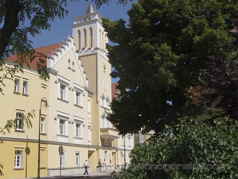 Nowa Sól - Ratusz Solny