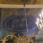 Strop uratowany z Kościoła Łaski w Kożuchowie