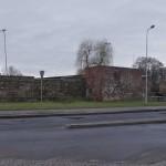 Krosno Odrzańskie - Mury obronne