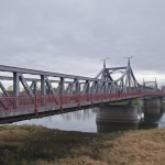 Krosno Odrzańskie - Most na Odrze