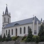Krosno Odrzańskie - Kościół św. Andrzeja Apostoła