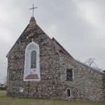 Mirocin Dolny - Kościół Wniebowzięcia NMP
