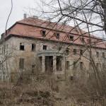 Borów Wielki - Pałac