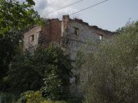 Borów Polski - Ruiny zamku
