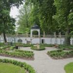Iłowa - Park dworski