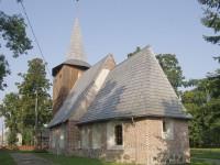 Kalsk - Kościół Matki Bożej Częstochowskiej