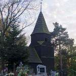 Łężyca - Kaplice cmentarna
