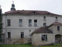 Siecieborzyce - Pałac - listopad 2020