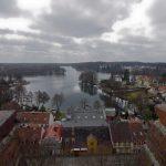 Widok na Jezioro Łagowskie