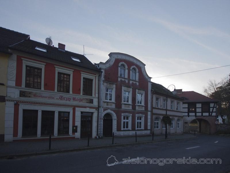 Łagów - ul. Kościuszki