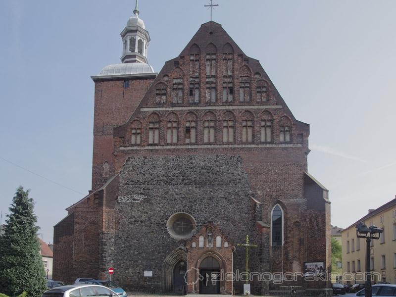 Kościół Wniebowzięcia Najświętszej Maryi Panny w Szprotawie