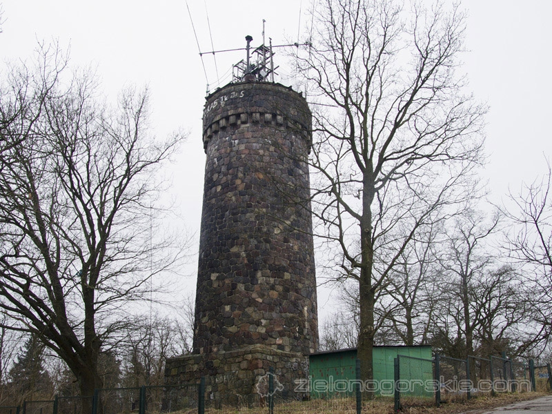 Świebodzin - Wieża Bismarcka