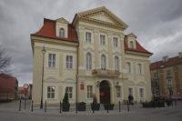 Żagań - Pałac księżnej Anny Doroty Biron