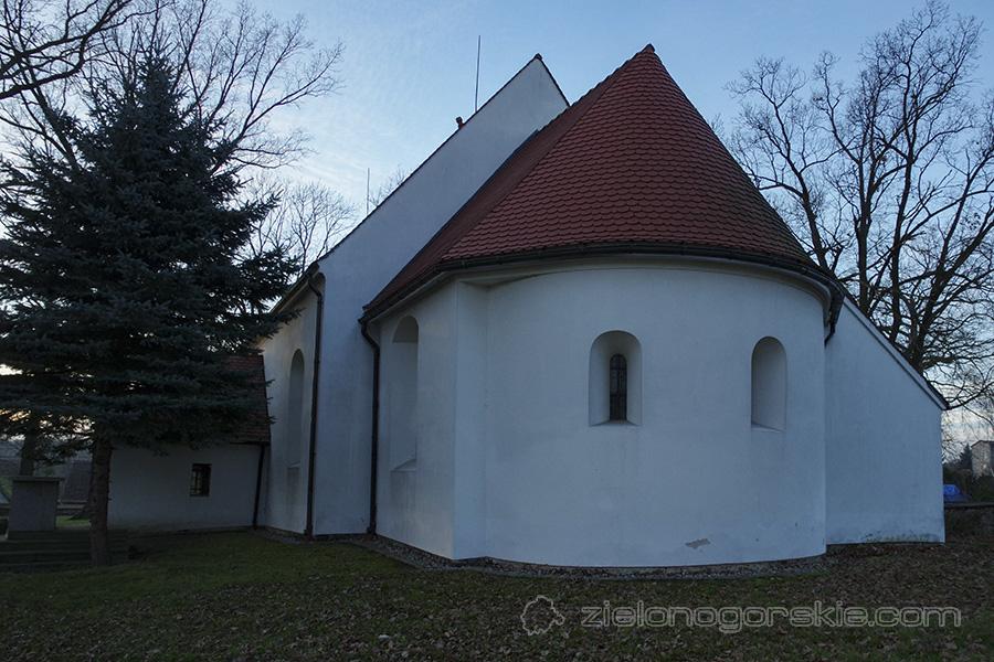 Szprotawa - Kościół św. Andrzeja Apostoła