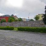 Żagań - Mury miejskie - część północna