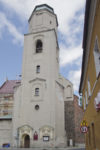 Żagań - Kościół sw. Apostołów Piotra i Pawła