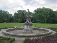 Żagań - Park książęcy