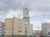 Żagań - Wieża ratuszowa